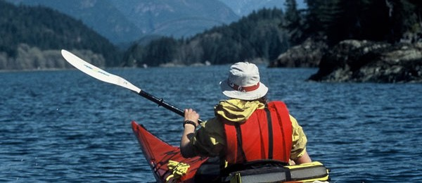 A Year in the Life of a Kayak Guide