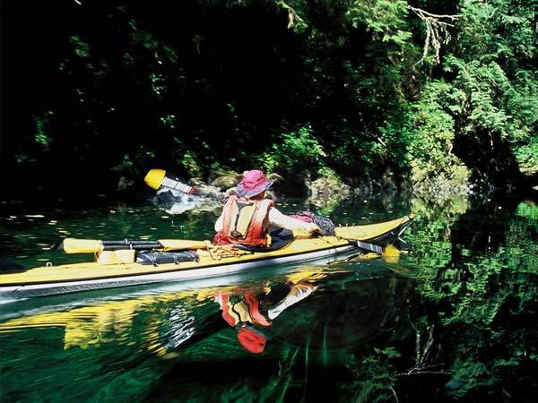 Luxury Kayaking BC