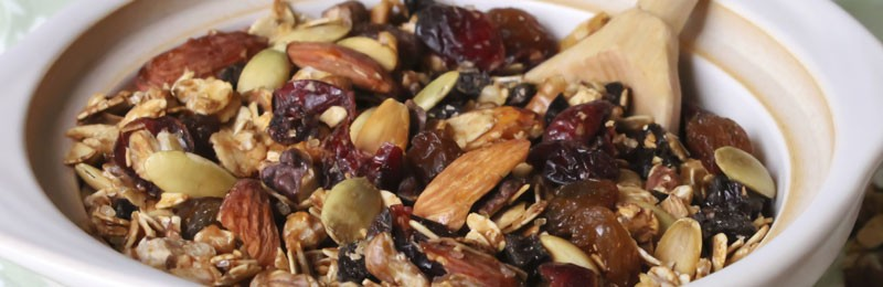 Almond Granola Recipe